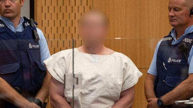 Pelaku Teror Masjid Christchurch Akan Diadli Tanpa Pengacara