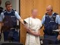 Pelaku Penembakan Selandia Baru Didakwa Pasal Pembunuhan
