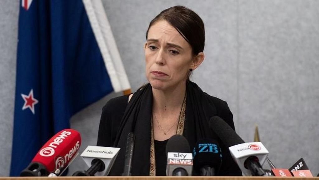 PM New Zealand Tak Mau Sebut Nama Pelaku Teror Masjid, Alasannya?