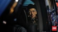 Plt Ketum PPP Ingin Mbah Moen Jadi Pahlawan Nasional