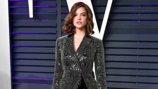 Model Barbara Palvin, 'Angel' Baru Victoria's Secret