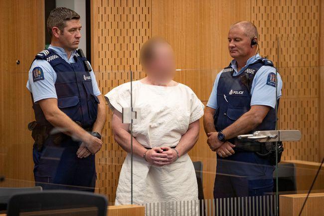Berita Penembakan Di Selandia Baru Wallpaper: Sosok Dingin Pelaku Penembakan Selandia Baru