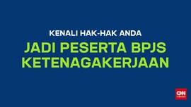 Kenali Hak-hak Jadi Peserta BPJS Ketenagakerjaan