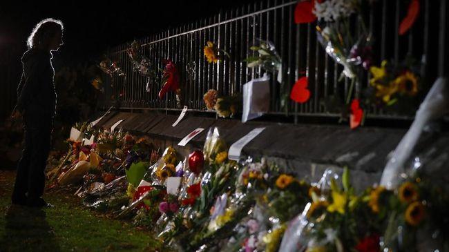 Korban Meninggal Penembakan Selandia Baru Capai 50 Orang