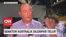 Salahkan Muslim, Senator Australia Diserang Dengan Telur