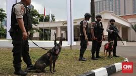 Polda Kerahkan 820 Personel Amankan Kampanye Prabowo di GBK