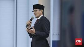 TKN Bandingkan Sandi dengan Soeharto soal Janji Sumbang Gaji
