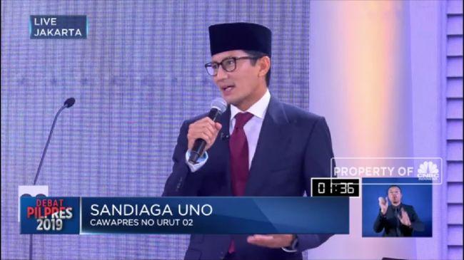SRTG Prabowo-Sandi Kalah di Quick Count, Saham Saratoga Nyungsep