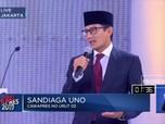 Prabowo-Sandi Kalah di Quick Count, Saham Saratoga Nyungsep