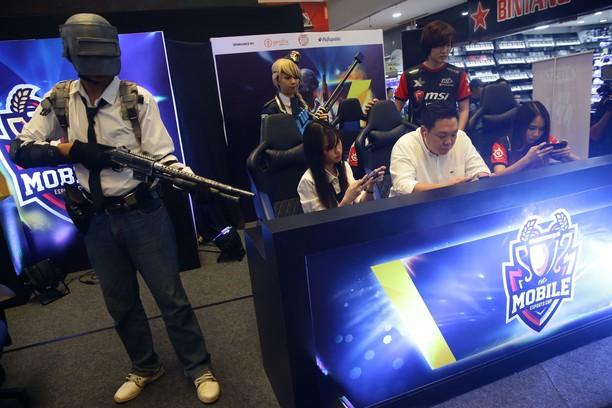Berlangsung Meriah, Begini Suasana NXL Mobile Esport Cup 2019