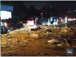 Banjir Bandang Hantam Sentani, 50 Orang Tewas
