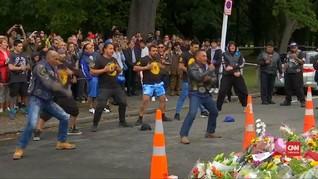 VIDEO: Haka Geng Motor untuk Korban Penembakan Selandia Baru