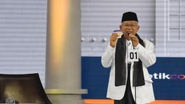 Dana Abadi Riset yang Disinggung Ma'ruf Sudah Masuk APBN 2019