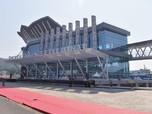 Jokowi Resmikan Pelabuhan Berdesain Terbaik se-Asia Pasifik