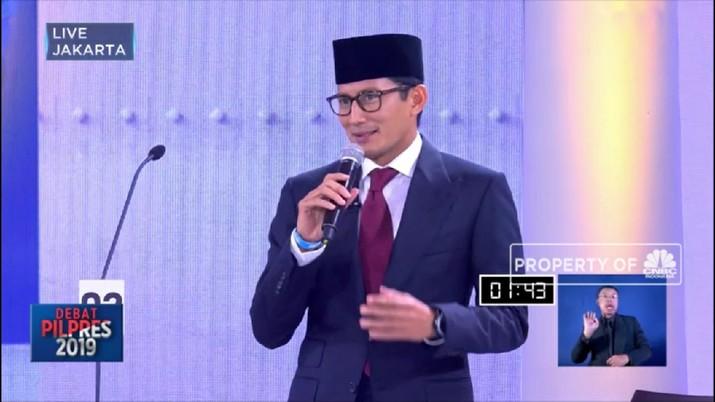 Menkeu Dirayu Join Prabowo-Sandi, TKN: 02 Krisis Orang Hebat