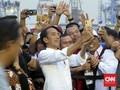 Jokowi di Depan Pengemudi: Bapak Saya Sopir Truk dan Bus