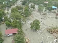 Banjir Bandang Sentani Tewaskan 77 Orang, Ini Penyebabnya