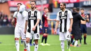 8 Fakta Genoa Merusak Rekor Tak Terkalahkan Juventus