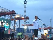 Pak Jokowi, Besok Data CAD Diumumkan! Jeblok Lagi Gak Ya?