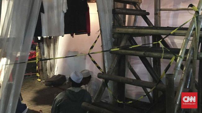 Tas Mencurigakan di Rumah Aspirasi Jokowi Berisi Pakaian