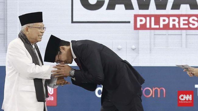 Debat Cawapres, TKN Jokowi Sebut Sarung dan Peci Kalahkan Jas