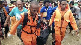 Polisi Umumkan 22 Korban Tewas Banjir Bandang Sentani