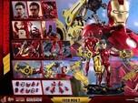Seharga Rp 8,8 Juta, Mainan Iron Man Ini Laris Diborong Fans