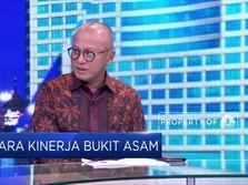 Inalum Tambah Kepemilikan Saham di PTBA Awal April