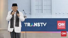 Jika Terpilih, Ma'ruf Janji Kembalikan Uang Kerugian Korupsi