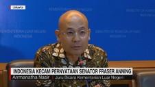 Indonesia Kecam Pernyataan Senator Fraser Anning