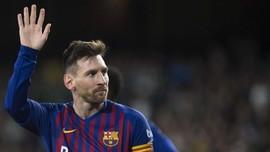 Ronaldo Tak Mampu Tandingi Messi dalam Gol dan Assist