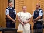 Arti Simbol Rahasia Sang Penembak Jemaah Masjid Selandia Baru