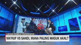 PSI dan PKS Debat 'Jualan' Program Ma'ruf vs Sandi (3/3)