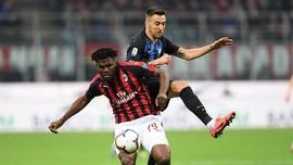 Kekalahan Ganda AC Milan dan Kemenangan Penting Inter Milan