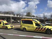 Lagi, Penembakan Terjadi di Sebuah Trem di Belanda!