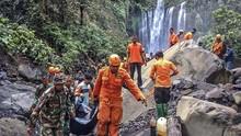 FOTO : Gempa Lombok di Saat Baru Pulihkan Pariwisata