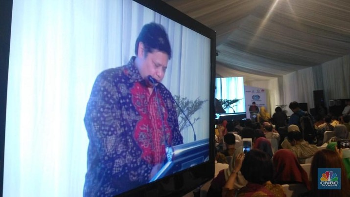 Menteri Perindustrian (Menperin) Airlangga Hartarto, menilai, kebutuhan pelumas terus meningkat.