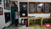 Kini, museum tersebut dikelola oleh kakak Nike Ardilla, Raden Alan Yudi. (CNN Indonesia/M Andika Putra)