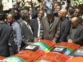 VIDEO: Pemakaman Simbolis Korban Ethiopian Airlines Digelar