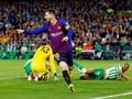 Barcelona Kalahkan Real Betis, Lionel Messi Hattrick