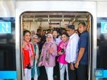 Janji Menhub: Ada Gerbong Khusus Wanita di MRT Jakarta!