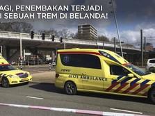 Penembakan Terjadi di Sebuah Trem di Belanda!