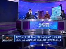 PTBA Siapkan Dana USD 3 Miliar Untuk Proyek Hilirisasi