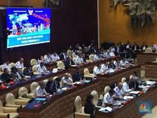 THP Anggota DPR Capai Rp 50 Juta Lebih, Plus Dana Pensiun