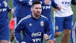 Lama Menepi, Lionel Messi Kembali ke Timnas Argentina