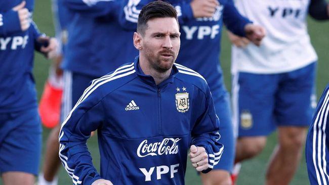 Direktur Teknik Timnas Argentina Ragukan Kemampuan Messi