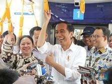 Ini Cara Jokowi dan Anies Paksa Warga Naik MRT