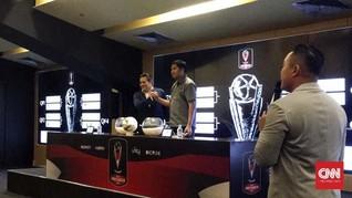 Hasil Undian Perempat Final Piala Presiden 2019