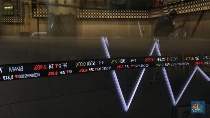 Per akhir sesi satu, indeks saham acuan di Indonesia tersebut melemah 0,44% ke level 6.217,33.
