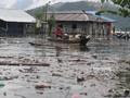 Korban Banjir Bandang Sentani Papua Dimakamkan Massal